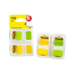 POST-IT INDEX 25x44mm/2x50ASS£