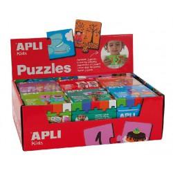 PRESENTOIR PUZZLES 24PS 6 MODELES ASS