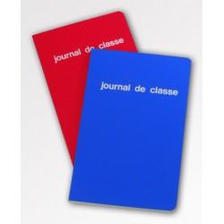 JOURNAUX DE CLASSE, JOURNAL DE CLASSE FRANÇAIS 208PP, PAPIER SANS BOIS