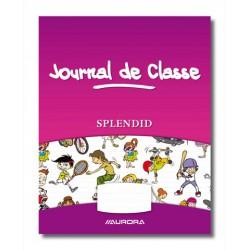 JOURNAUX DE CLASSE, JOURNALDECLASSE PIQUÉ FRANÇ.84P, PAPIER SANS BOIS