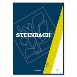 BLOCS DESSIN, BLOC DESSIN STEINBACH 200G/M² A3, PAPIER DESSIN STEINBACH