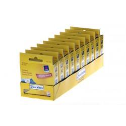 Pastilles photo Zweckform 12x12mm 400 pces