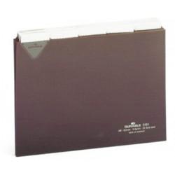 guide intercal A4 brun /25