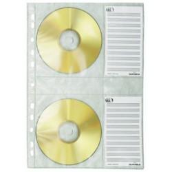 CD POCHETTES A4 JEU DE 5