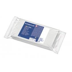 Noris Club pâte à modeler bloc 1 kg blanc