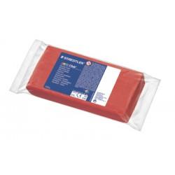 Noris Club pâte à modeler bloc 1 kg rouge