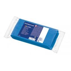 Noris Club pâte à modeler bloc 1 kg bleu