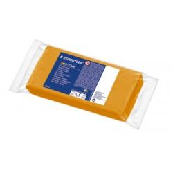 Noris Club pâte à modeler bloc 1 kg orange
