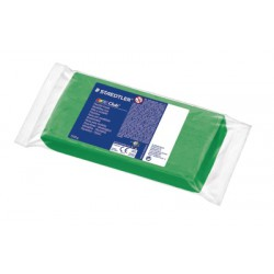 Noris Club pâte à modeler bloc 1 kg vert