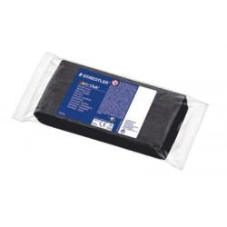 Noris Club pâte à modeler bloc 1 kg noir