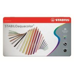 STABILOaquacolor® metal box 36 pcs