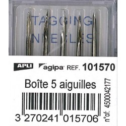 BTE 5 AIGUIL PISTOL STD 101545